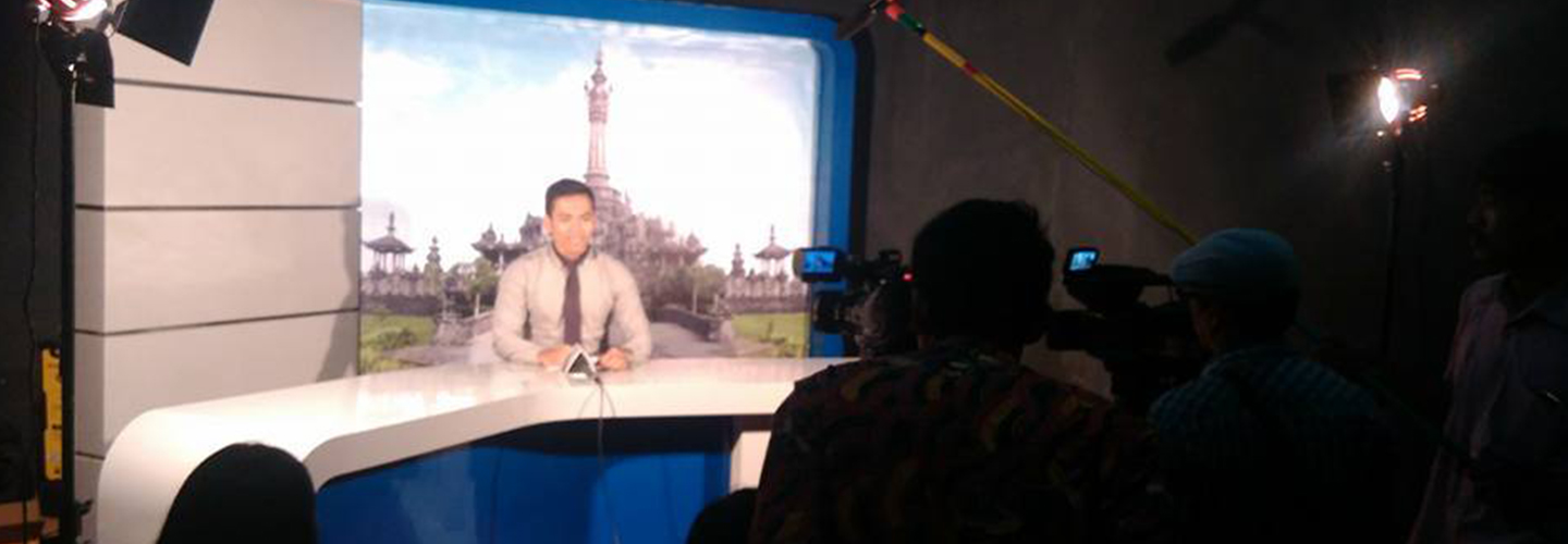 Presenter TV, Jangan Sebatas Camera Face