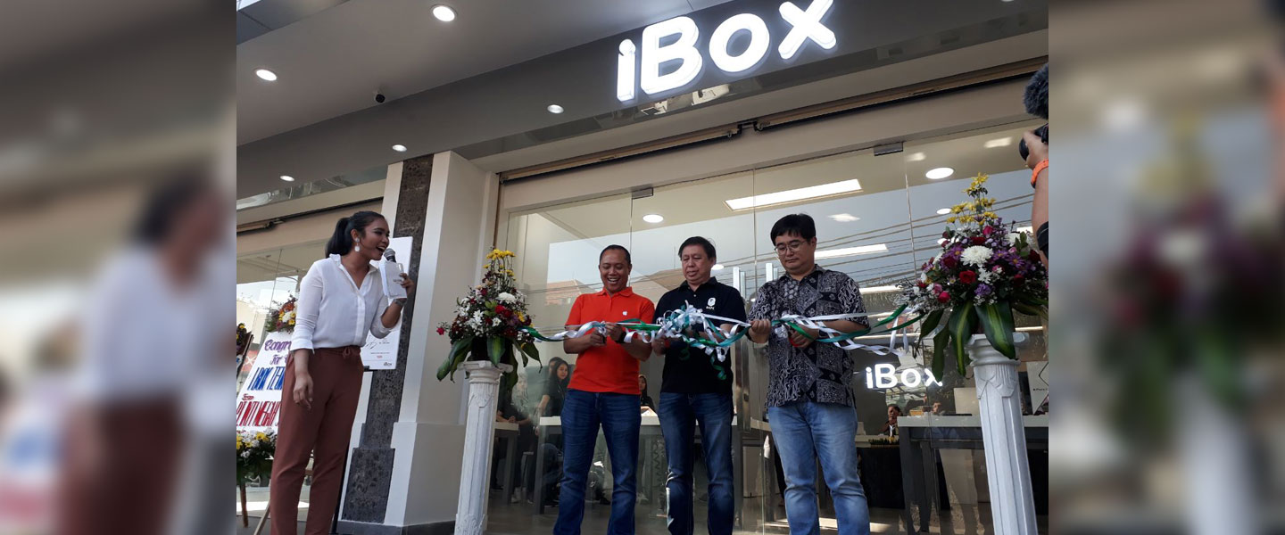Erajaya Group Resmikan 2 Retail Outlet IBOX