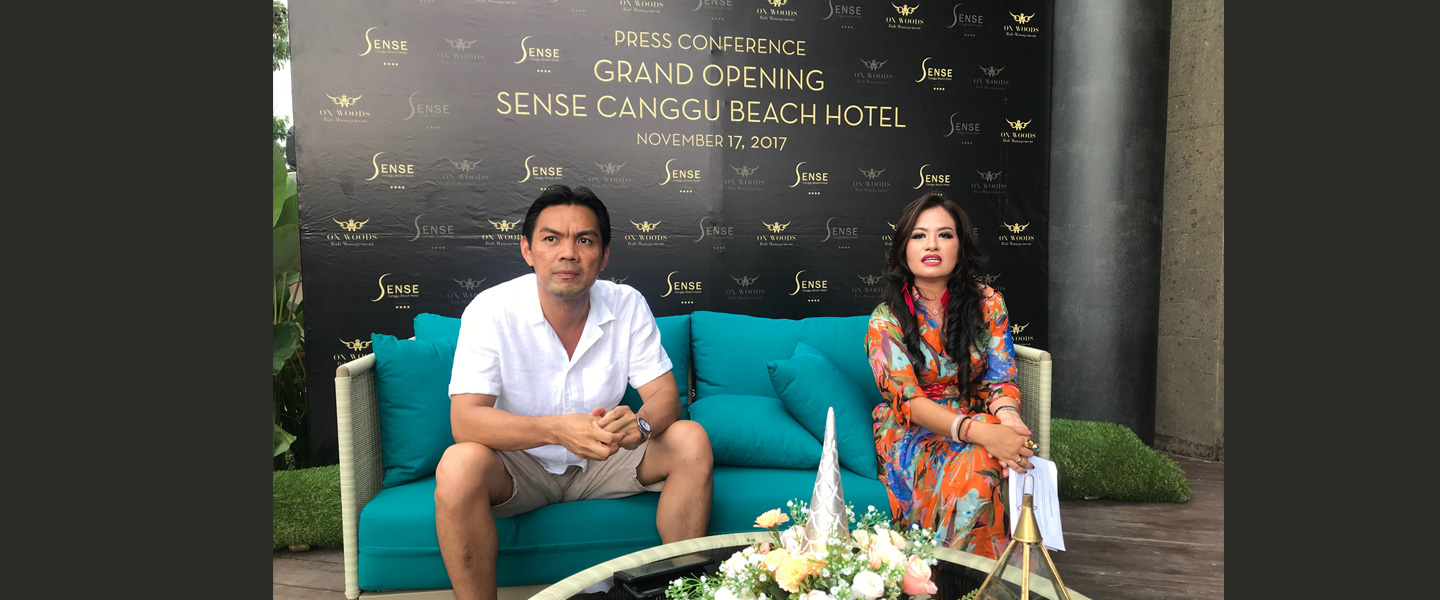 Luxury in Nature Sense Hotel  Hadir di Canggu Beach