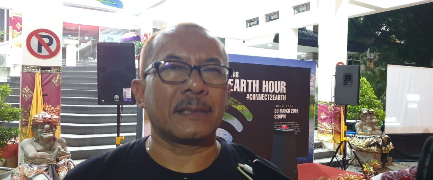 Bandar Udara Internasional I Gusti Ngurah Rai Partisipasi Gerakan Global Earth Hour