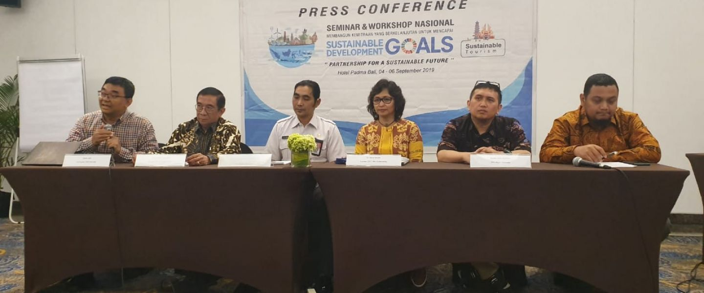 PTTEP Gaungkan Sustainable Resources dan Tourims di Bali