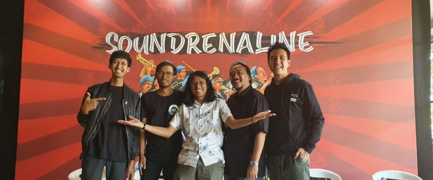 Usung The Spirit Of All Time Bali Jadi Destinasi Utama Musik Indonesia