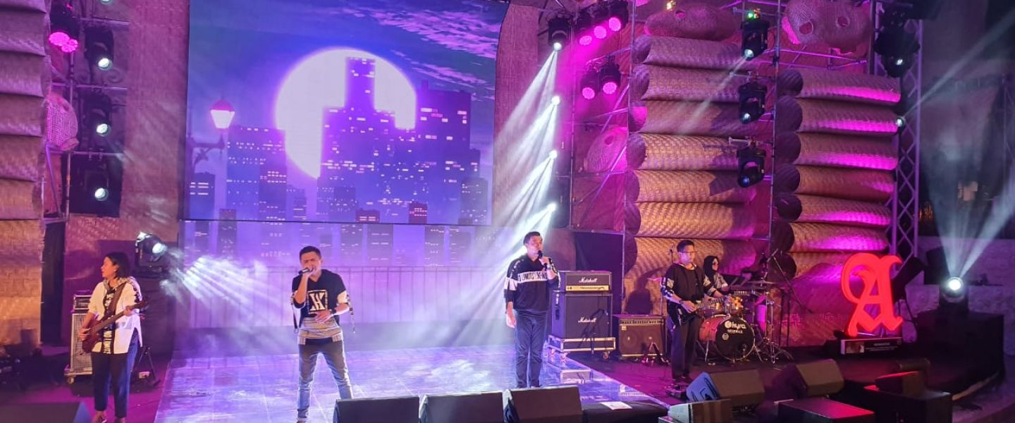 Reuni Bareng Base Jam di Soundrenaline 2019