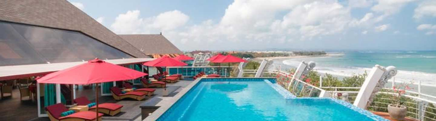 Trainee Needed at KutaBex Beach Front Hotel Bali