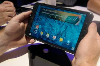 Galaxy Tab Active Tampilkan Prosesor Quad Core