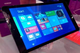 Vanbook, Tablet Pertama Advan Berbasis Windows 8.1