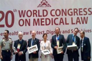 Congres on Medical Law di Bali, Perkuat Sistem Hukum Kesehatan