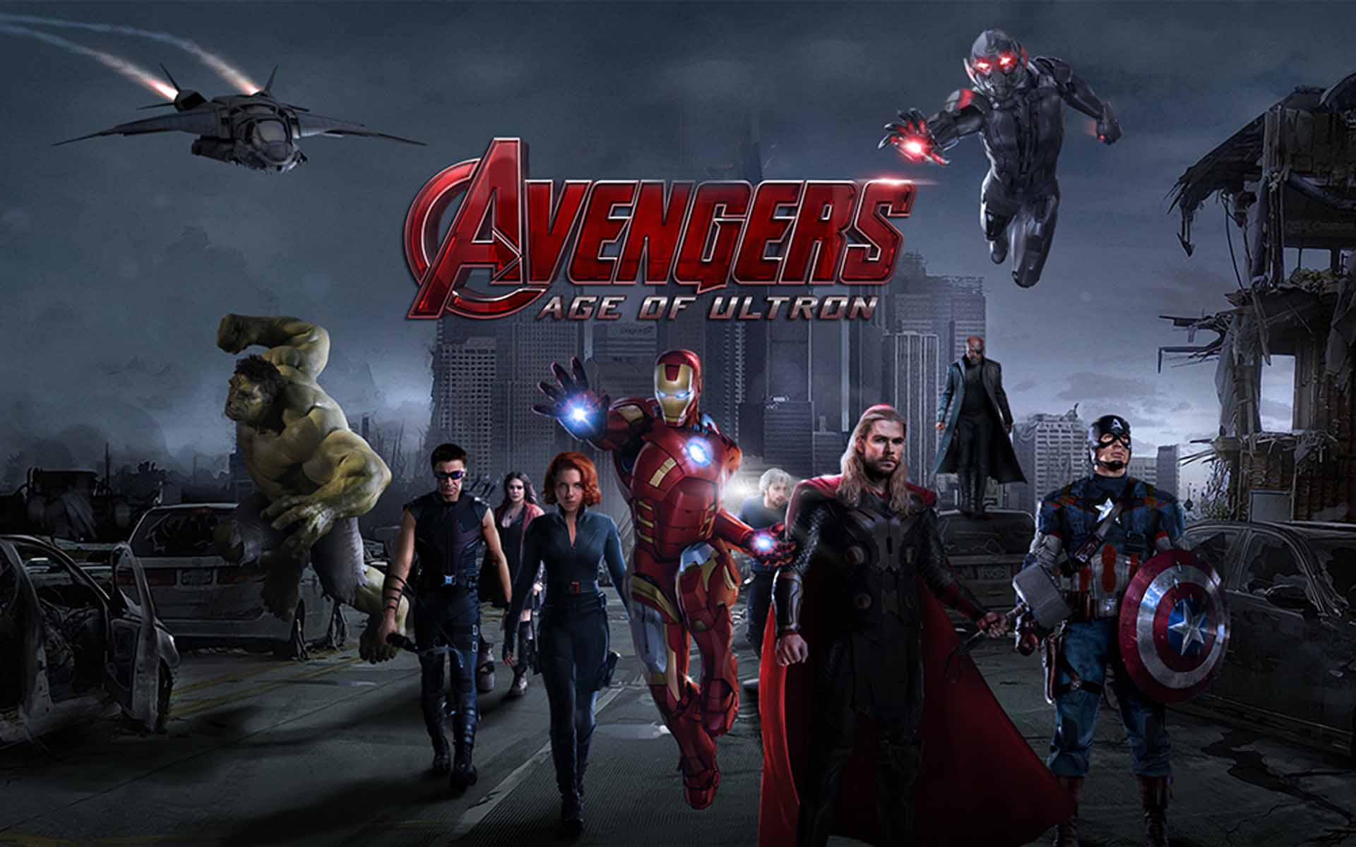 Sinopsis Film (Avengers: Age of Ultron)