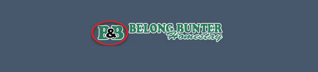 Belong Bunter Homesatay