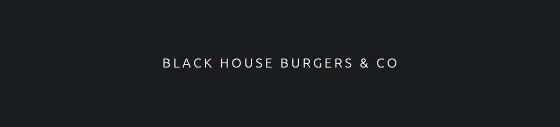 Black House Burger & Co.