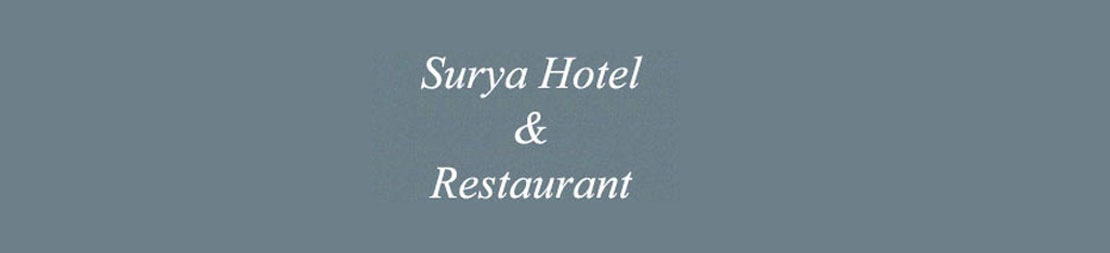 Surya Hotel and Restaurant