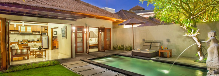 Job at Bali Baliku Beach Front Luxury Private Pool Villas