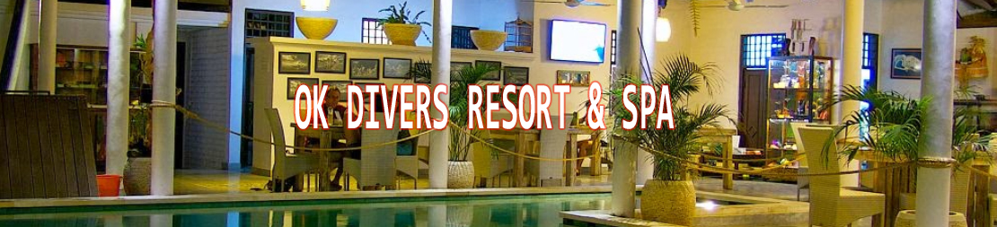 OK DIVERS RESORT & SPA (New Hotel)