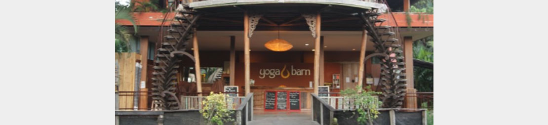 Job Available at The Yoga Barn