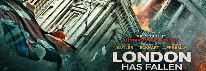 "Sinopsis Film ""London Has Fallen"""