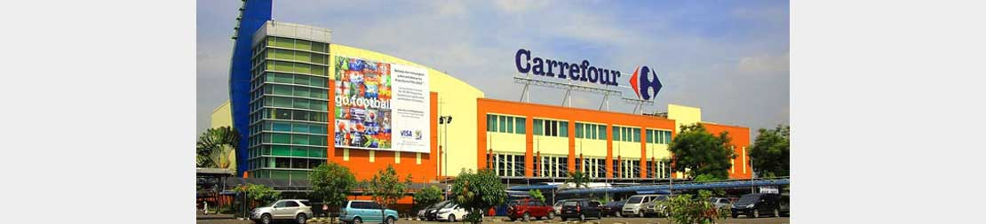 Job as SPG/SPB at Carrefour