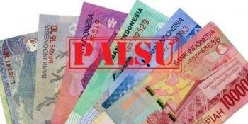 Antisipasi  Uang Palsu Jelang Pileg, BI  Sasar Pasar Tradisional