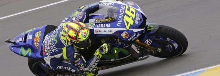 Rossi Tempati Posisi Puncak MotoGP Star of the Year 2015