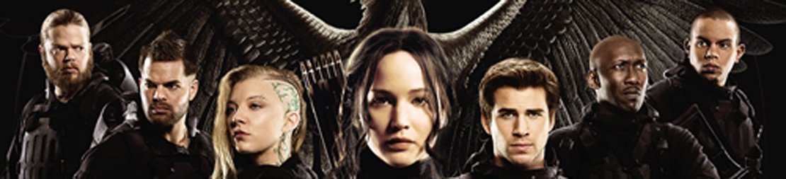 Film The Hunger Games: Mockingjay Part 2 2015 (Bioskop)