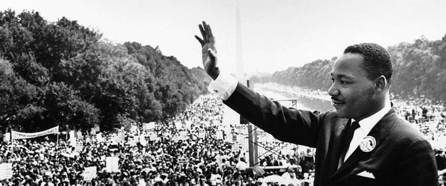 Pidato Martin Luther King Jr. I Have a Dream Rubah Sejarah Amerika