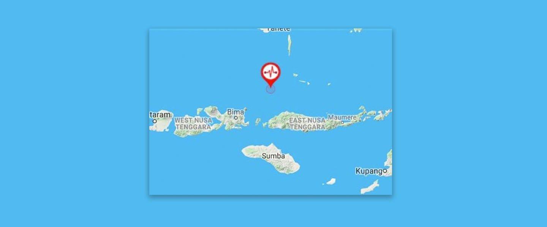 Gempa Lagi! 6.5 SR Di NTT Terasa Sampai Ke Bali