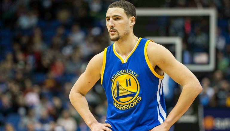 Manu Ginobili Jadi Role Model Klay Thompson