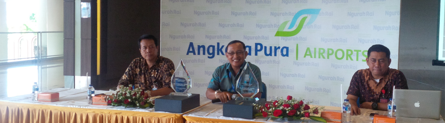 Bandara I Gusti Ngurah Rai Raih 3rd Best Airports dan Most Improved Airport 2015