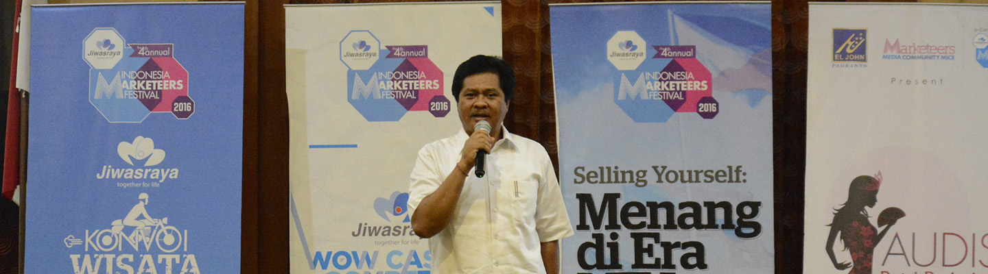 "Generasi Muda Diminta Anchor Bangun Strategi ""Selling Your Self""  Hadapi MEA"