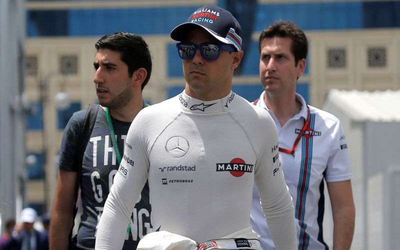 Masa Depan Felipe Massa di Williams Terancam