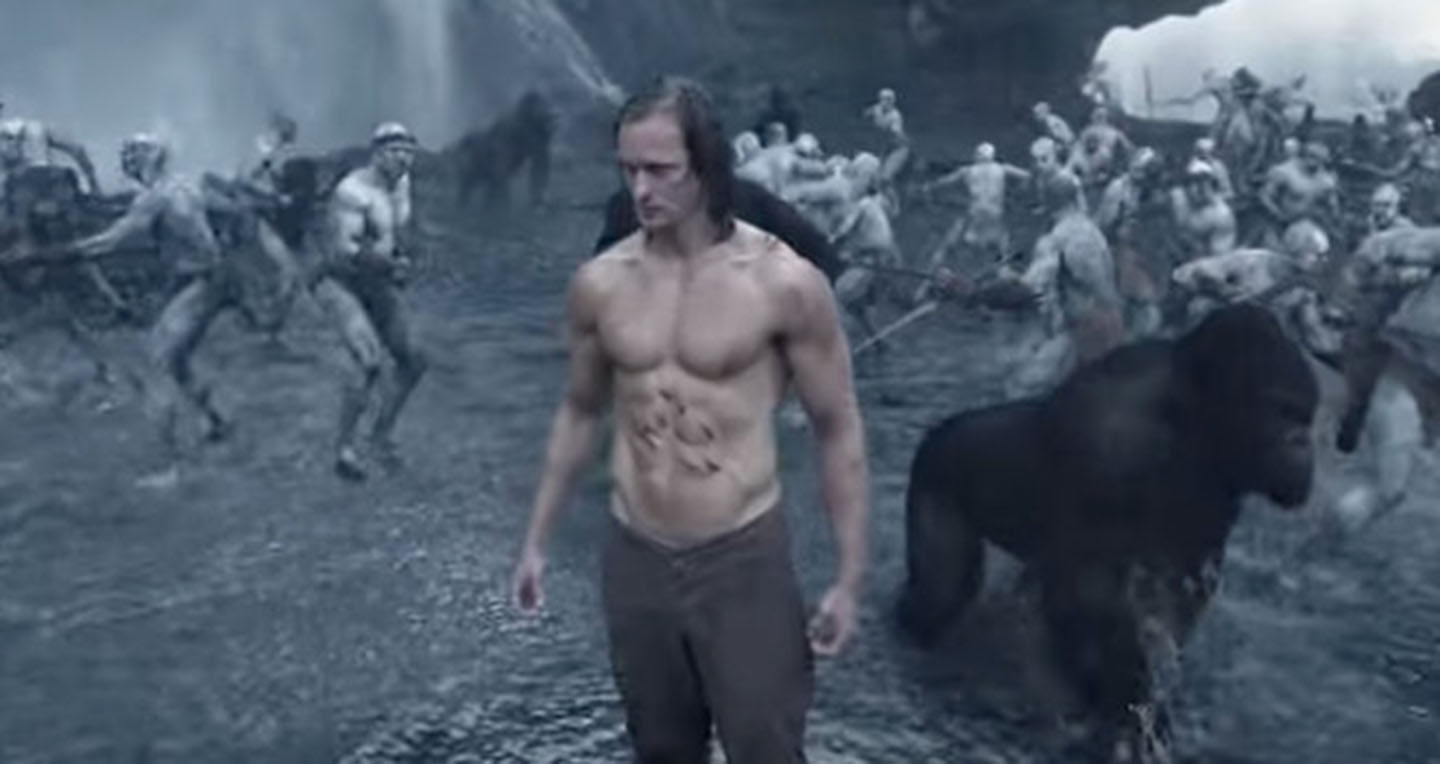Sinopsis The Legend Of Tarzan