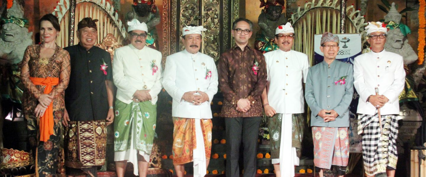 3 Ribu Perserta Ramaikan Ubud Writers and Readers Festival ke-15