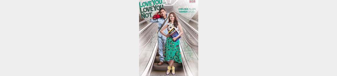 Sinopsis Film 'LOVE YOU LOVE YOU NOT'