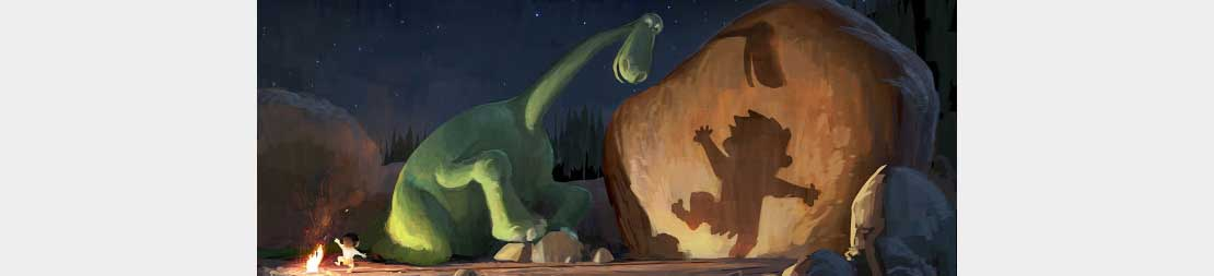 "Sinopsis ""The Good Dinosaur (2015)"""