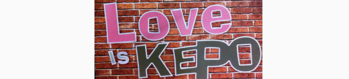"Resensi Novel ""Love is Kepo"""