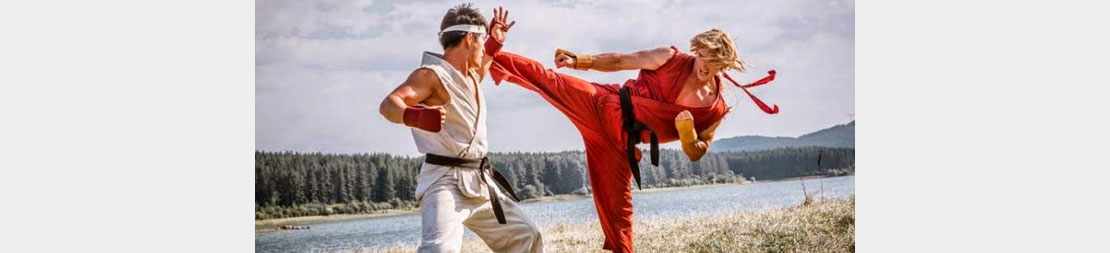 "Resensi Film ""Street Fighter: Assassin's Fist"""