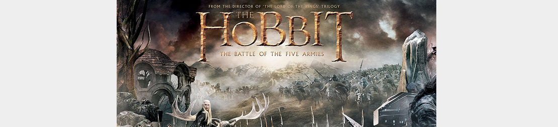 Sinopsis Film, The Hobbit: The Battle of Five Armies (2014)