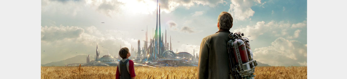 "Sinopsis Film Hollywood ""Tomorrowland"""